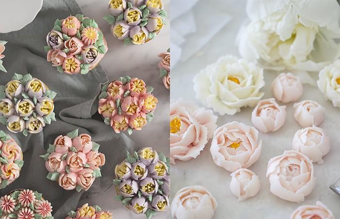 flores bico russo