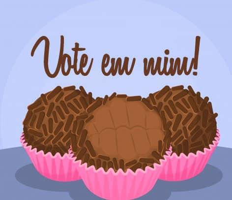 vote brigadeiro