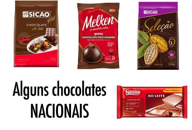 chocolate nacional